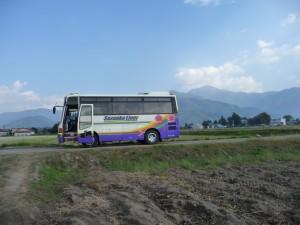 こんなバスを利用